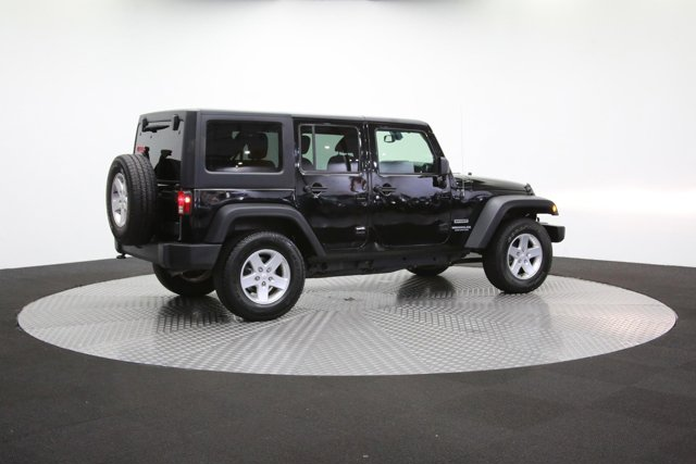 2016 Jeep Wrangler Unlimited for sale 124726 37
