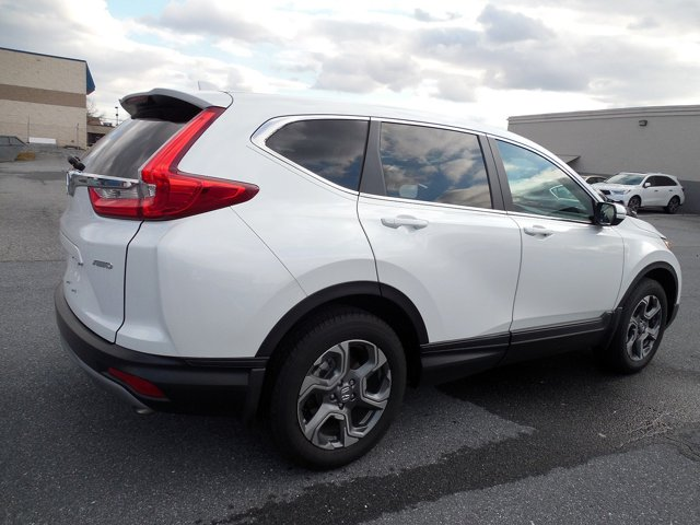 Used 2019 Honda CR-V EX-L AWD