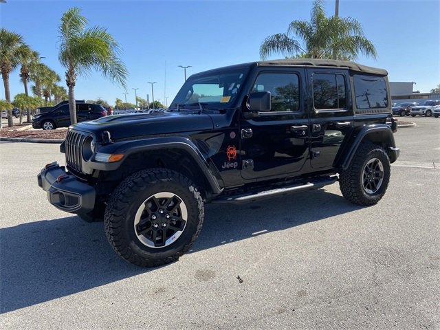 Used 2018 Jeep Wrangler Unlimited in Lakeland, FL