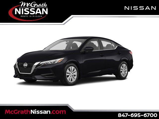 2020 Nissan Sentra S S CVT Regular Unleaded I-4 2.0 L/122 [11]
