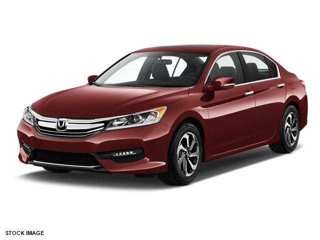 New 2017 Honda Accord Sedan EX CVT