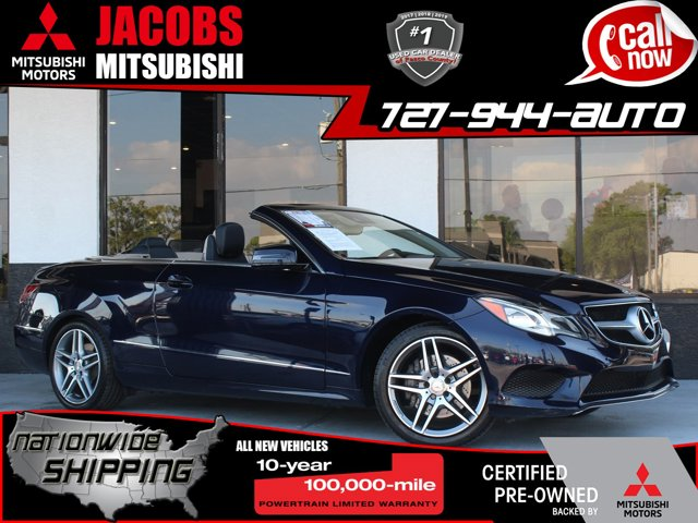 Used 2015 Mercedes-Benz E-Class in New Port Richey, FL