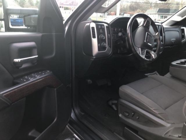 2018 GMC Sierra 2500HD SLE Dark Slate Metallic