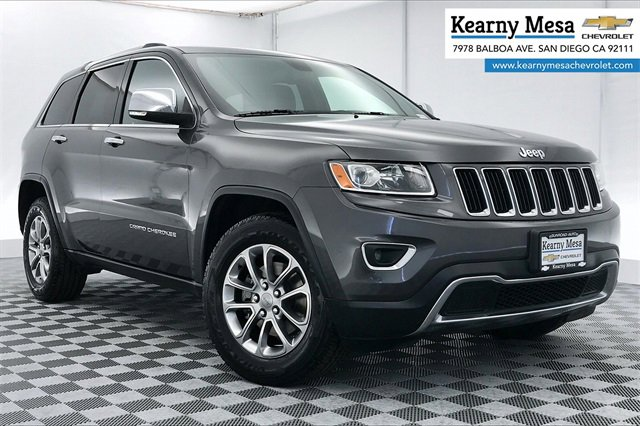 Used 2014 Jeep Grand Cherokee in Chula Vista, CA
