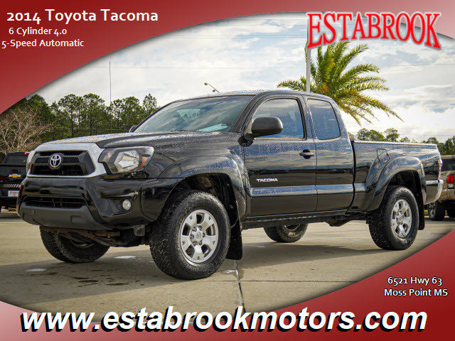 Used 2014 Toyota Tacoma in , MS