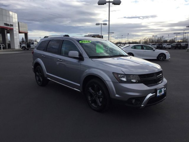 Used 2018 Dodge Journey in Yuba City, CA