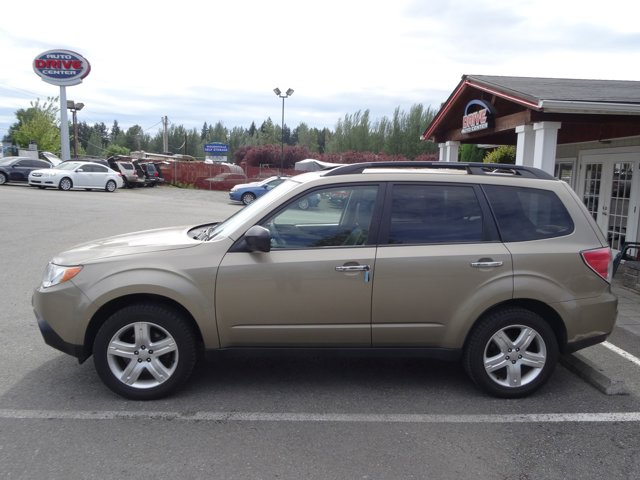 Used 2009 Subaru Forester 4dr Auto X Limited PZEV