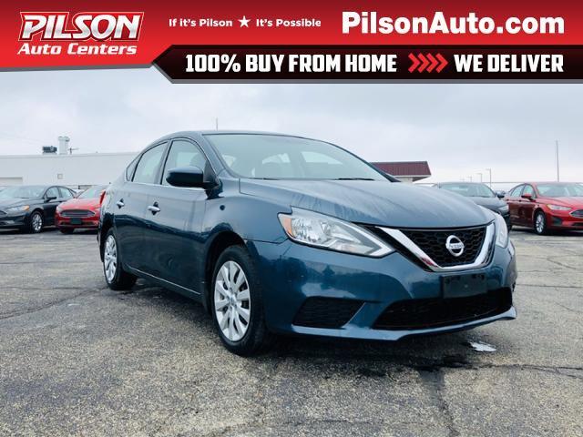 Used 2016 Nissan Sentra in Mattoon, IL
