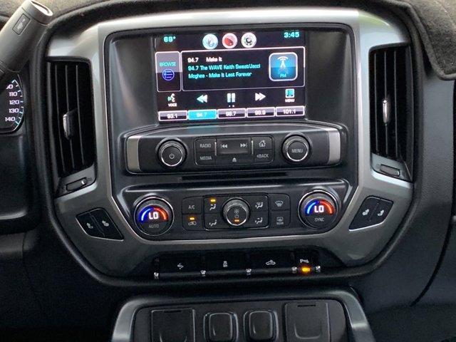 2015 Chevrolet Silverado 1500 LT Convenience Pkg 4D Crew Cab V6 EcoTec3 Flex Fuel 4.3L