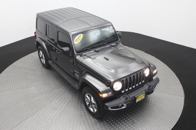 2019 Jeep Wrangler Unlimited for sale 123540 2