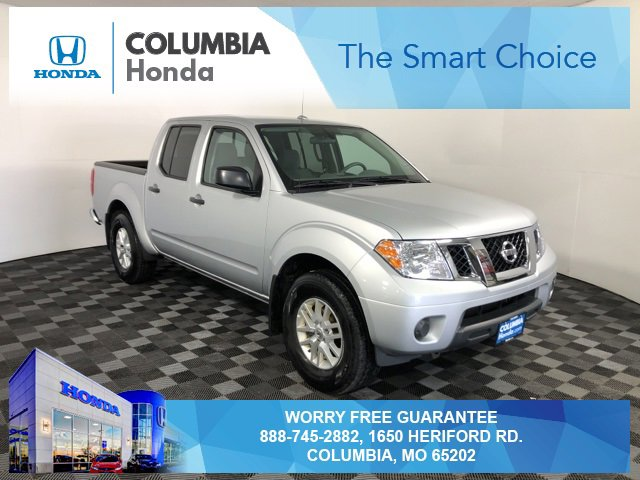 Used 2018 Nissan Frontier in Columbia, MO