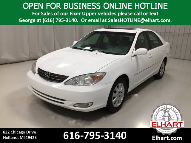 Used 2004 Toyota Camry in Holland, MI