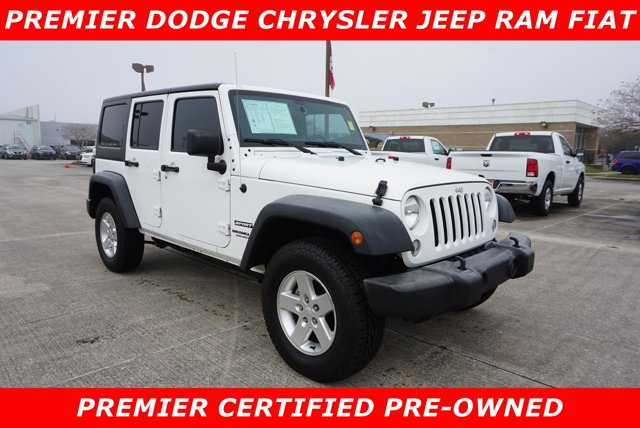Used 2015 Jeep Wrangler Unlimited in , LA