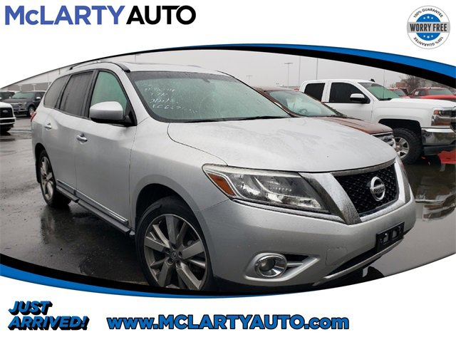Used 2014 Nissan Pathfinder in , AR