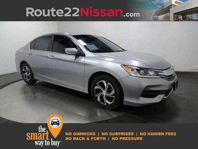 2017 Honda Accord Sedan LX LX CVT Regular Unleaded I-4 2.4 L/144 [3]