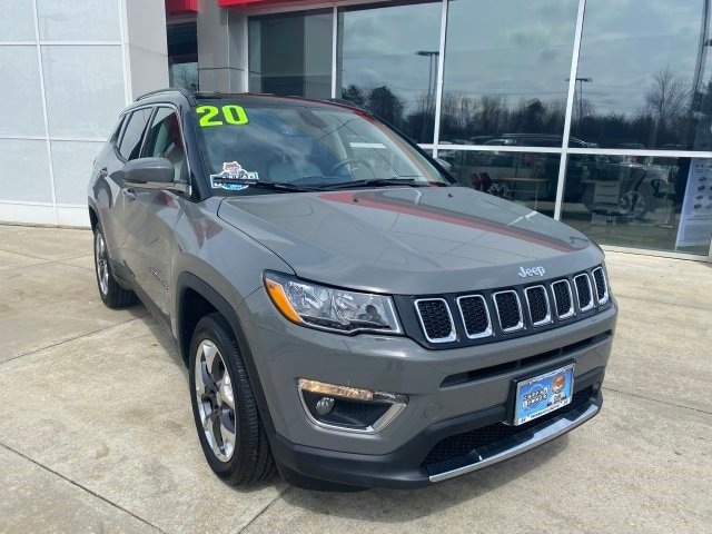 Used 2020 Jeep Compass in Lexington Park, MD