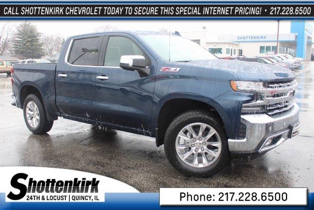 New 2019 Chevrolet Silverado 1500 in Quincy, IL