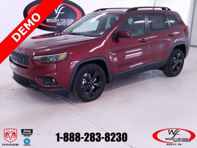 New 2019 Jeep Cherokee in Baxley, GA