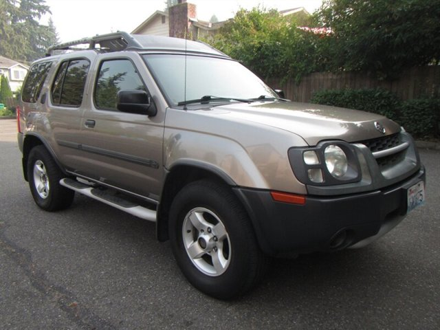 Used 2004 Nissan Xterra 4dr XE 4WD V6 Auto
