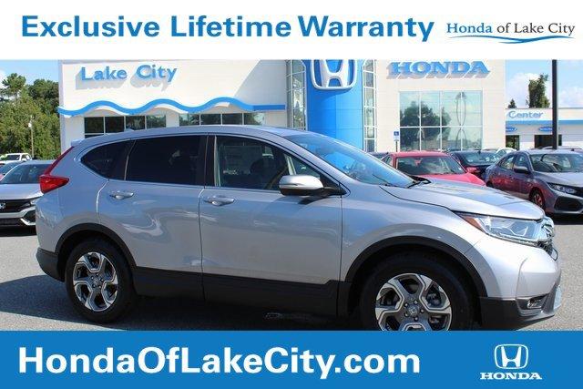New 2019 Honda CR-V in Lake City, FL