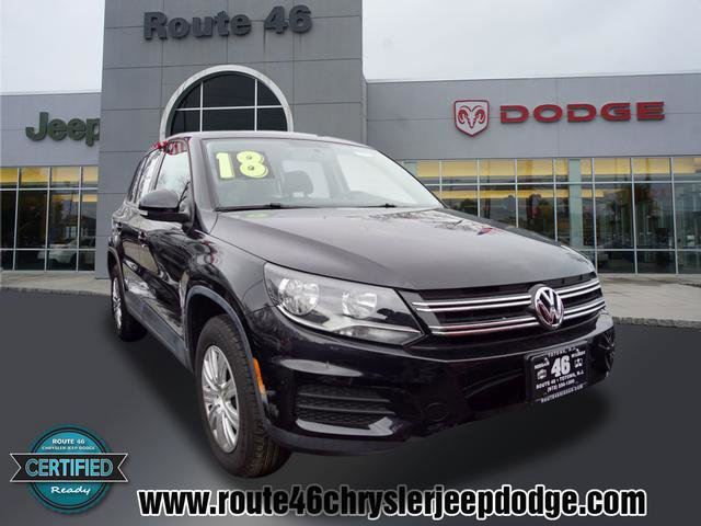 Used 2018 Volkswagen Tiguan Limited in Little Falls, NJ