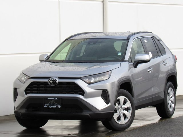 New 2020 Toyota RAV4 in Bellingham, WA