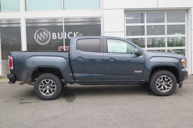 New 2020 GMC Canyon 4WD Crew Cab 128 All Terrain w-Leather