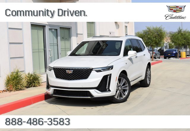 2020 Cadillac XT6 AWD Premium Luxury AWD 4dr Premium Luxury Gas V6 3.6L/222 [19]