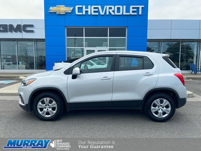 2017 Chevrolet Trax LS FWD 4dr LS Turbocharged Gas 4-Cyl 1.4L/83 [0]