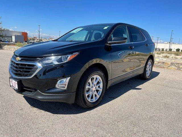 2020 Chevrolet Equinox LT FWD 4dr LT w/1LT Turbocharged Gas I4 1.5L/92 [26]