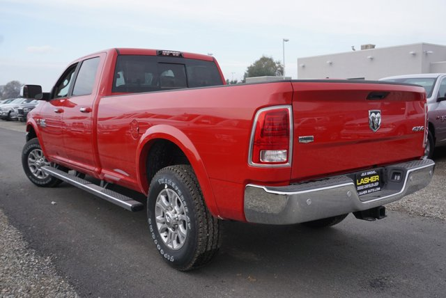 New 2018 Ram 2500 Laramie 4x4 Crew Cab 8' Box