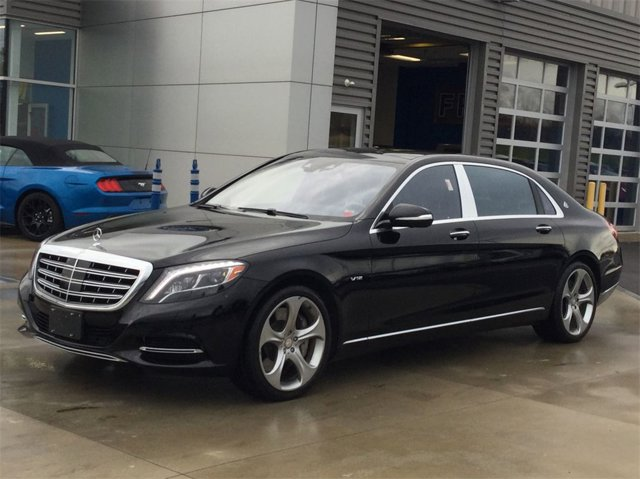 2016 Mercedes-Benz S-Class Maybach S 600 photo