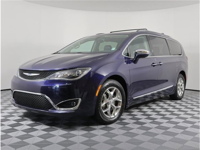 Used 2018 Chrysler Pacifica in Burien, WA