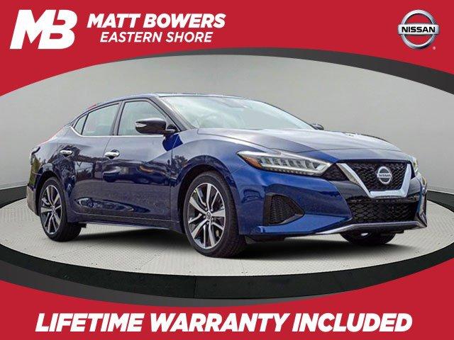 New 2020 Nissan Maxima in Daphne, AL