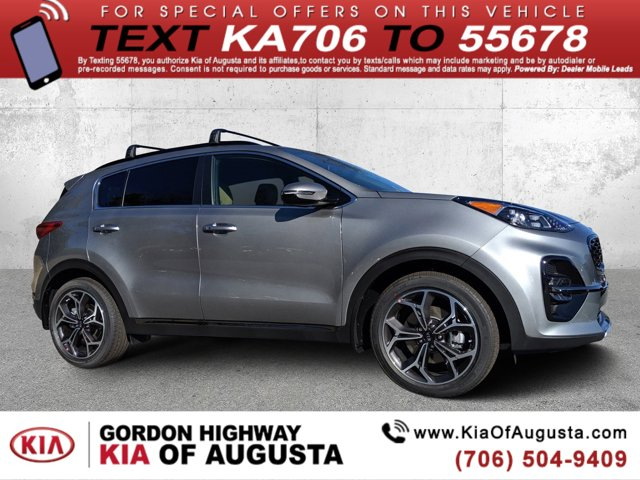 New 2020 KIA Sportage in Augusta, GA