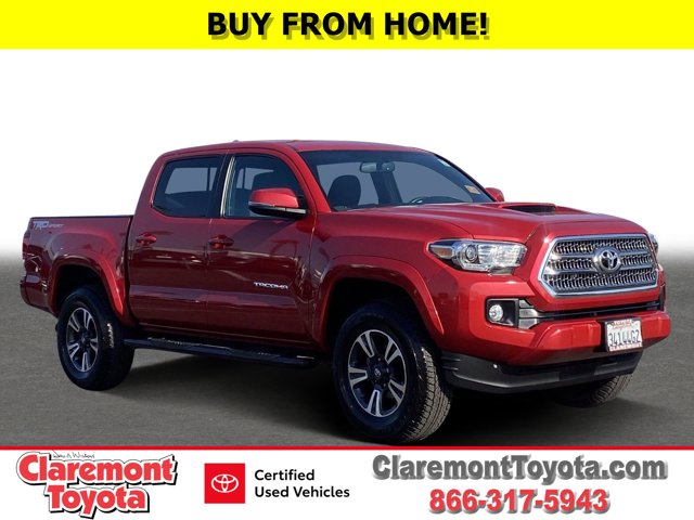 2017 Toyota Tacoma TRD Sport TRD Sport Double Cab 5′ Bed V6 4x2 AT Regular Unleaded V-6 3.5 L/211 [7]