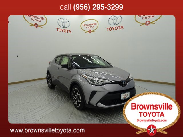 New 2020 Toyota C-HR in Brownsville, TX