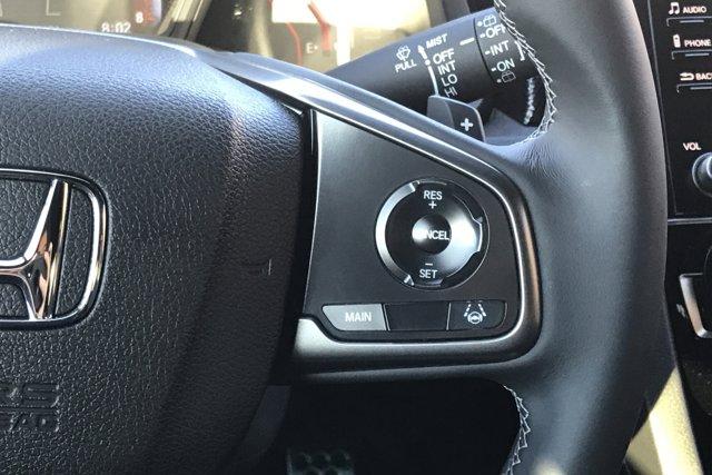 New 2020 Honda Civic Hatchback Sport CVT