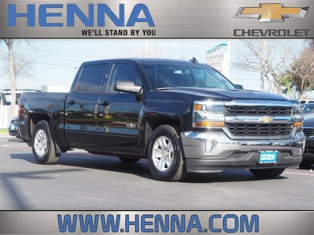 Used 2018 Chevrolet Silverado 1500 in Austin, TX