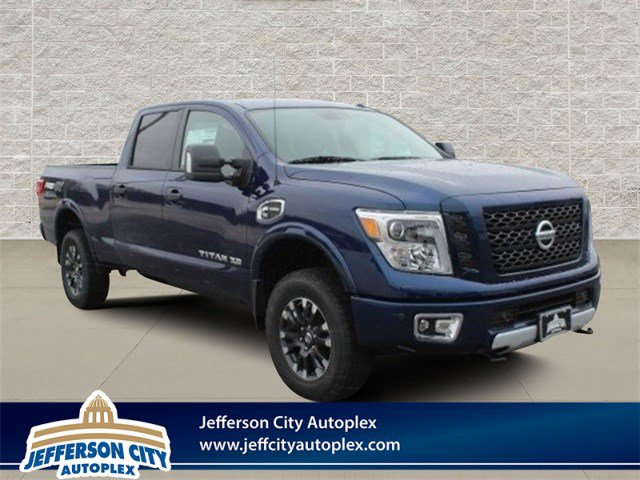 New 2019 Nissan Titan XD in Jefferson City, MO