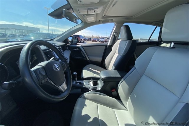 Used 2017 Toyota RAV4 in Oklahoma City, OK