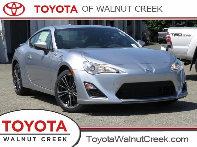 New 2016 Scion FR-S in Walnut Creek, CA