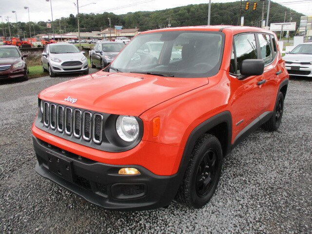 Used 2017 Jeep Renegade in Fort Payne, AL