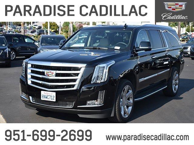 2020 Cadillac Escalade ESV Luxury 2WD 4dr Luxury Gas V8 6.2L/376 [3]