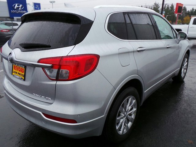 New 2017 Buick Envision AWD Essence