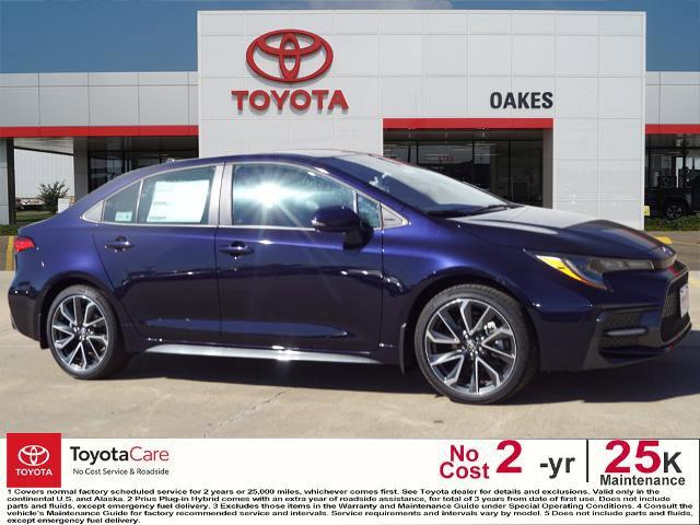 New 2021 Toyota Corolla in Greenville, MS