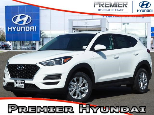 New 2019 Hyundai Tucson in Tracy, CA