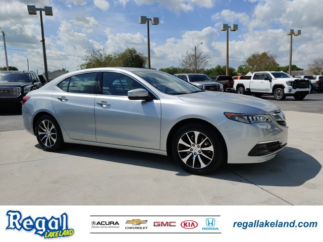 Used 2017 Acura TLX in Lakeland, FL