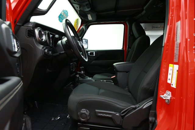 2019 Jeep Wrangler Unlimited for sale 123385 12