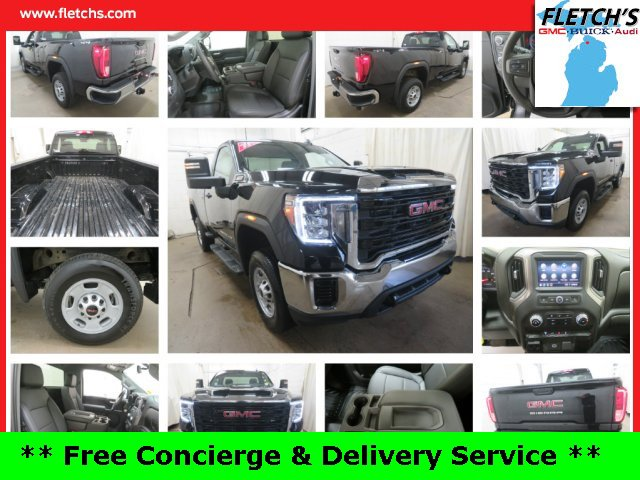 Used 2020 GMC Sierra 2500HD in Petoskey, MI